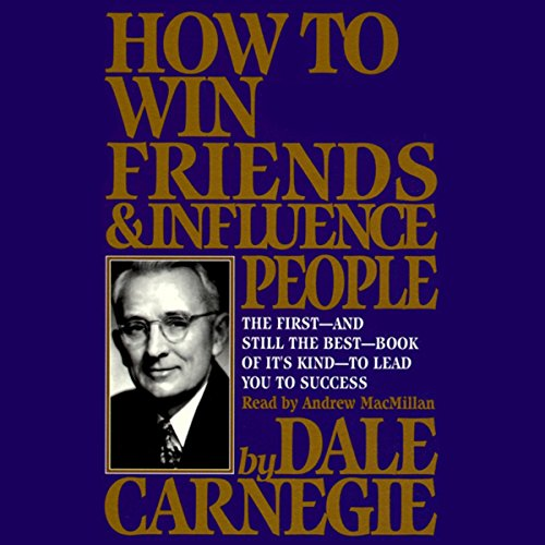 How to Win Friends & Influence People von Simon & Schuster Audio
