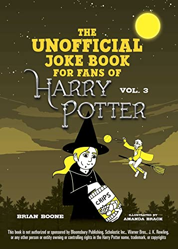 The Unofficial Harry Potter Joke Book: Howling Hilarity for Hufflepuff von Sky Pony