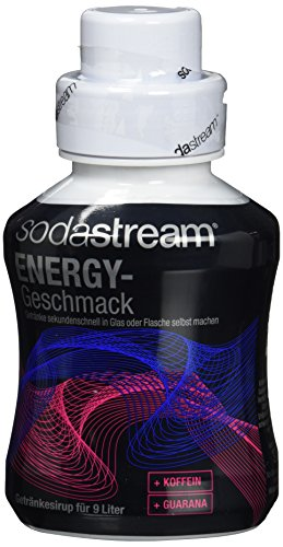 SodaStream 4er Sirup-Packung Xstream Energy (4 x 375ml) von SodaStream