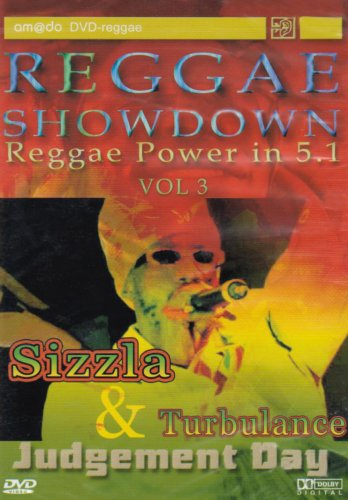 Reggae Showdown Vol.3 DVD von Soliton