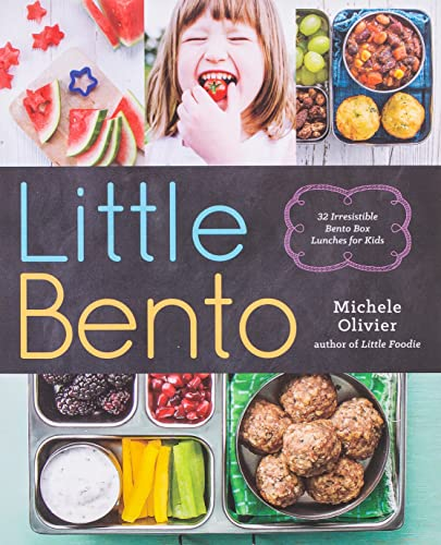 Little Bento: 32 Irresistible Bento Box Lunches for Kids von Ingramcontent