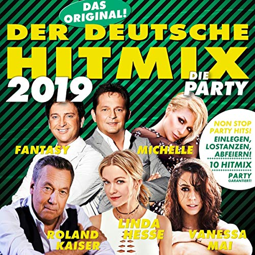 Der Deutsche Hitmix 2019 von Sony Music Entertainment; Na Klar !