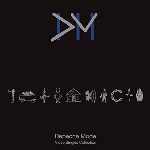 Depeche Mode - Video Singles Collection [3 DVDs] von Sony Music Entertainment GmbH (Sony BMG)