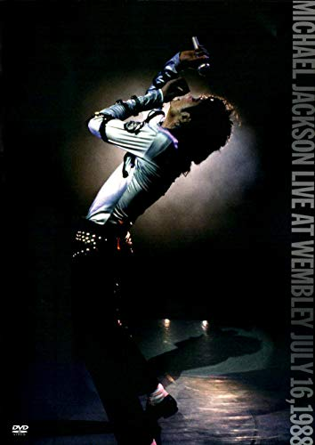 Michael Jackson - Live at Wembley - July 16, 1988 von Sony Music Entertainment