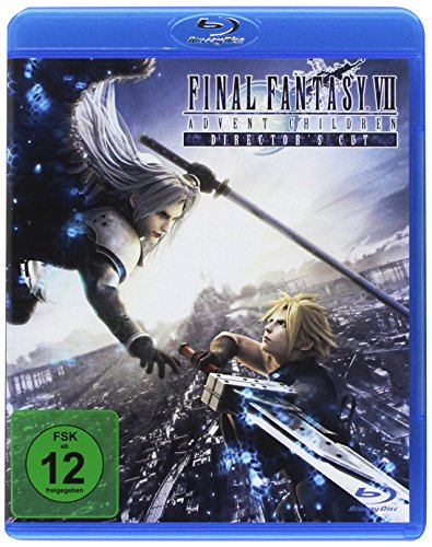 Final Fantasy VII: Advent Children (Director's Cut) [Blu-ray] von Sony Pictures Home Entertainment