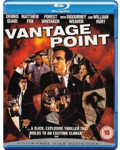 Vantage Point [Blu-ray] [UK Import] von Sony Pictures Home Entertainment
