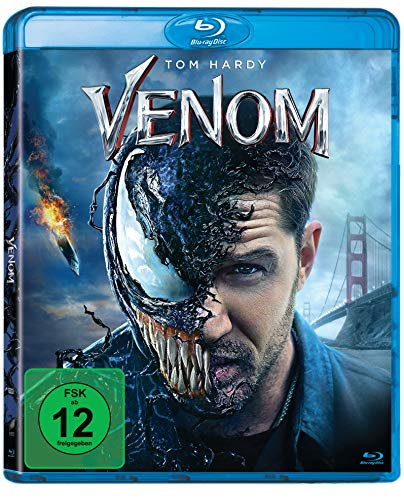 Venom [Blu-ray] von Sony Pictures Home Entertainment