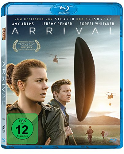 Arrival [Blu-ray] von Sony Pictures Home Entertainment