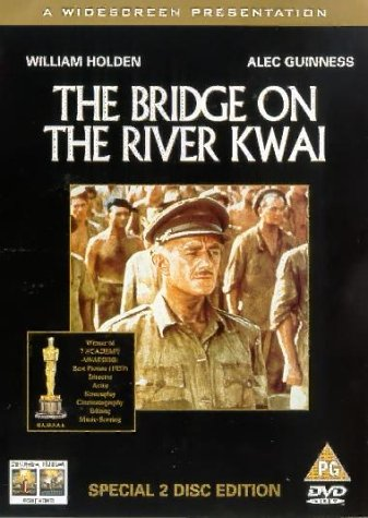 The Bridge On The River Kwai [DVD] von BRIDGE ON THE RIVER KWAI