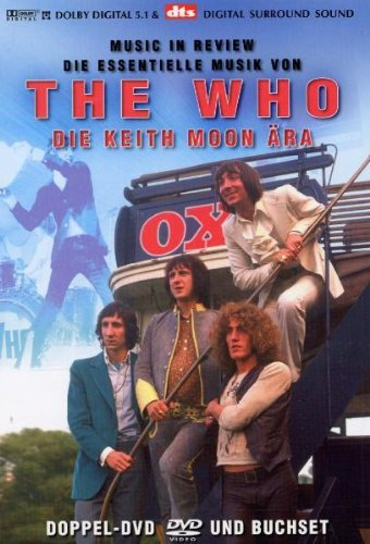 The Who - Keith Moon Ära (+ German Book) [2 DVDs] von Soulfood Music Distribution / DVD