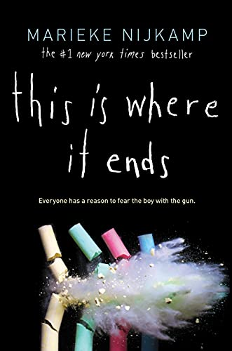 This Is Where It Ends: International Edition von Sourcebooks