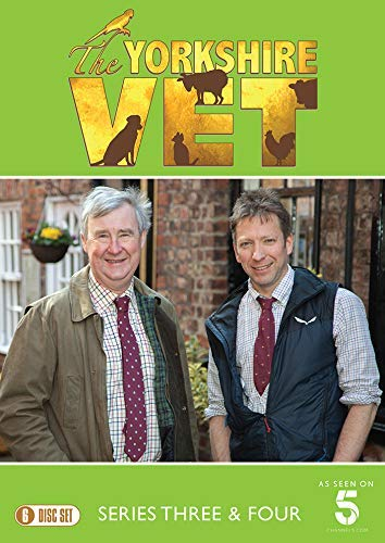 The Yorkshire Vet: Series 3 & 4 [6 DVDs] von Spirit Entertainment Ltd