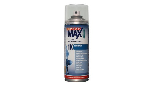 Spray Max 1K Klarlack Glanz 400 ml 680051 von Spray Max