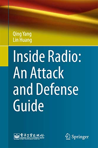 Inside Radio: An Attack and Defense Guide von Springer, Berlin; Springer Singapore