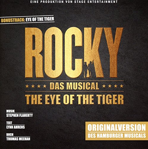 Rocky-the Musical (Originalversion Hamburg) von Stage Entertainment (Edel)