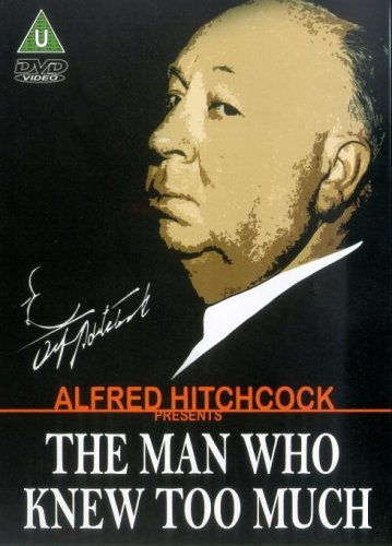The Man Who Knew Too Much - Hollywood Classics DVD-KOSTENLOSE LIEFERUNG von Starlite