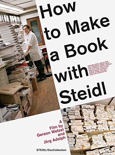 How to Make a Book with Steidl, 1 DVD von Steidl