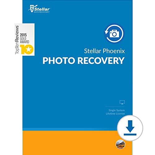 Stellar Phoenix Photo Recovery (Mac) [Download] von Stellar