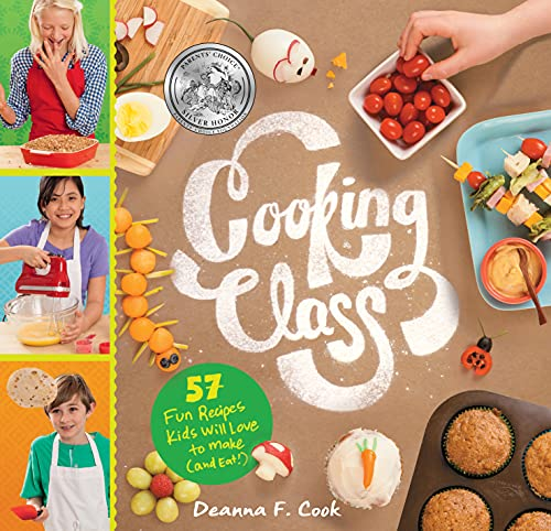 Cooking Class: 57 Fun Recipes Kids Will Love to Make (and Eat!) von Storey Publishing LLC