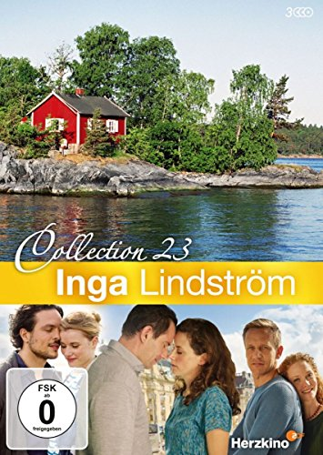 Inga Lindström Collection 23 [3 DVDs] von Studio Hamburg