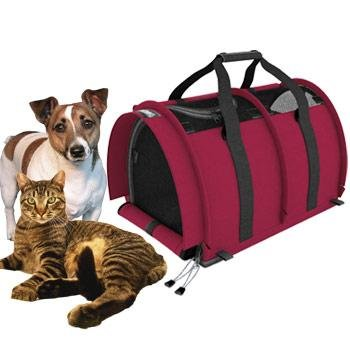 SturdiBag Large flexible Pet Carrier unterteilt für 2 Pets von Sturdi