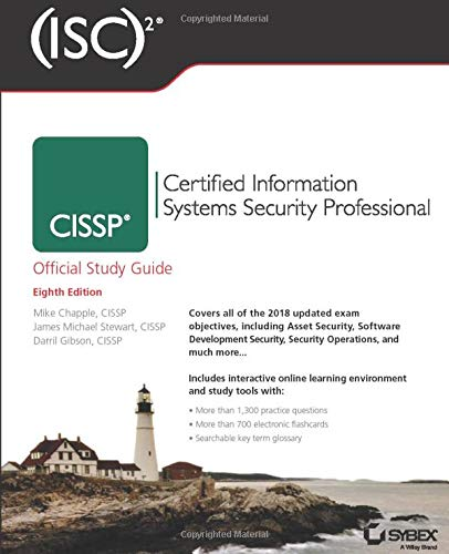(ISC)2 CISSP Certified Information Systems Security Professional Official Study Guide (Isc Official Study Guides) von Wiley & Sons; Sybex