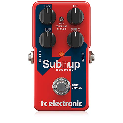 TC ELECTRONIC-'n'-polyphonic Octave Pedal von TC