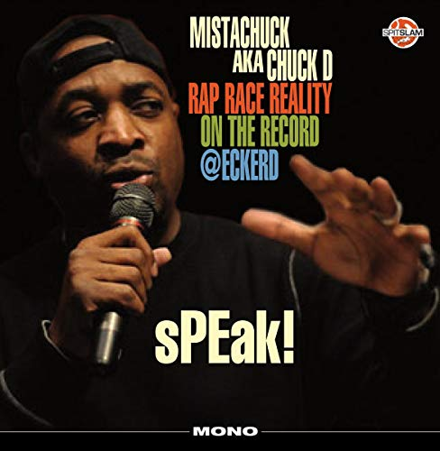 Speak! Rap Race Reality [Vinyl LP] von THE SPITSLAM REC