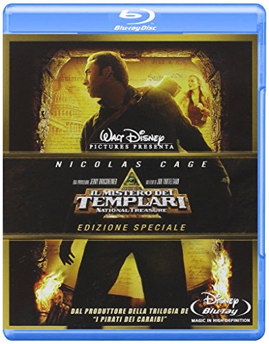 Il mistero dei templari [Blu-ray] [IT Import] von THE WALT DISNEY COMPANY ITALIA S.P.A.