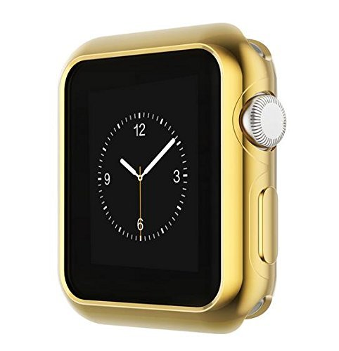 """[Apple Watch Series 2 Apple Uhren-Reihe 2 Fall-Überzug]--TaiYaun iwatch 2 Apfel-Uhr Apple Watch Series2 Apple Watch Case (38mm, Golden)"" von TaiYaun"