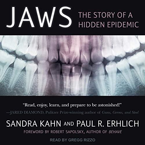 Jaws: The Story of a Hidden Epidemic von Tantor Audio