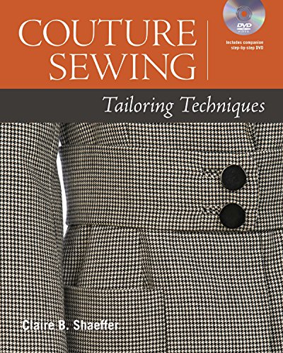 Couture Sewing: Tailoring Techniques von Taunton Press