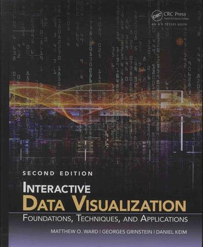 Interactive Data Visualization: Foundations, Techniques, and Applications (360 Degree Business) von Taylor & Francis Ltd.