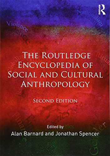 The Routledge Encyclopedia of Social and Cultural Anthropology von Taylor & Francis Ltd