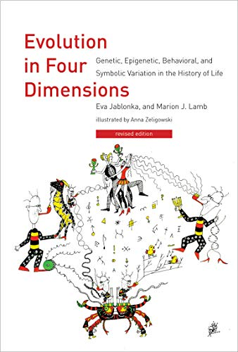 Evolution in Four Dimensions: Genetic, Epigenetic, Behavioral, and Symbolic Variation in the History of Life (Life and Mind: Philosophical Issues in Biology and Psychology) von MIT Press Ltd