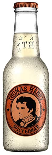 Thomas Henry Spicy Ginger (12 x 0.2 l) von Thomas Henry
