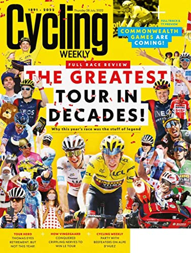 Cycling Weekly UK von Ti Media Limited