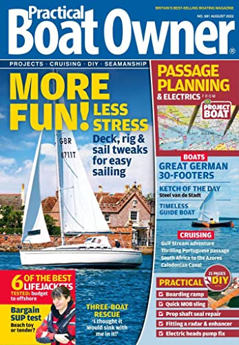 Practical Boat Owner UK von Ti Media Limited