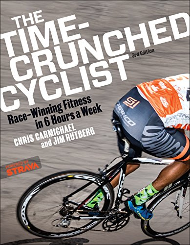 Time-Crunched Cyclist: Race-Winning Fitness in 6 Hours a Week, 3rd Ed. (Time-Crunched Athlete) von VeloPress