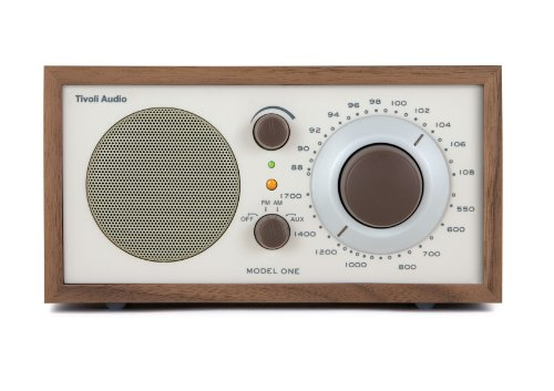 Tivoli Audio Model One UKW/Mono Transistorradio Walnuss/beige von Tivoli