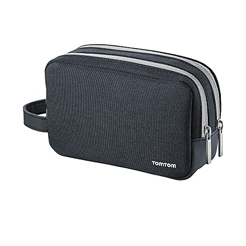 TomTom Reisetasche (geeignet für alle TomTom Navigationsgeräte mit 4,3-, 5- und 6-Zoll-Display, z.B. Start, Via, GO Basic, GO Essential, Rider, GO Professional, GO Camper) von TomTom