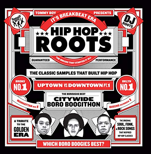 Tommy Boy Presents-Hip Hop Roots von Tommy Boy