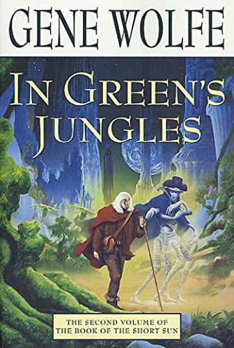 In Green's Jungles (Book of the Long Sun, Band 2) von Tor