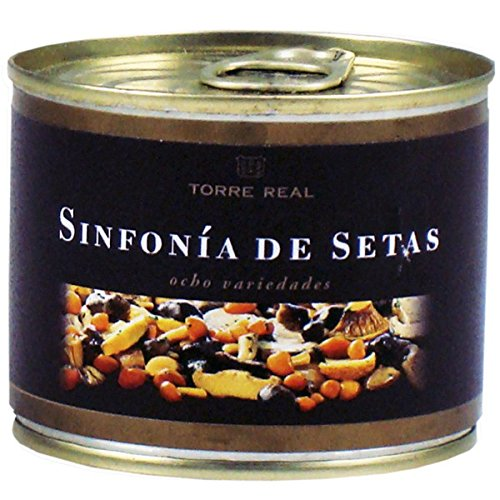 Pilze Symphonie 200g. Torre Real. 24 Stk. von Torre Real