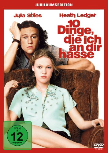 10 Dinge, die ich an dir hasse (Jubiläums-Edition) von Buena Vista Home Entertainment