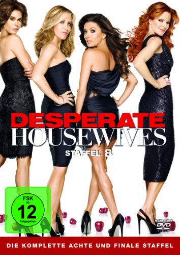Desperate Housewives - Die komplette achte Staffel [6 DVDs] von Buena Vista Home Entertainment