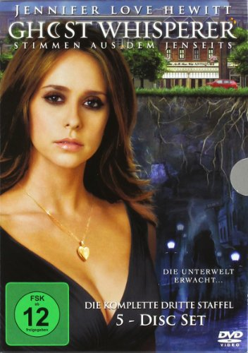Ghost Whisperer - Die komplette dritte Season (5 DVDs) von Buena Vista Home Entertainment
