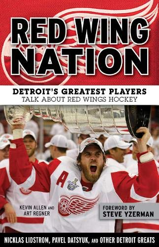 Red Wing Nation von Triumph Books