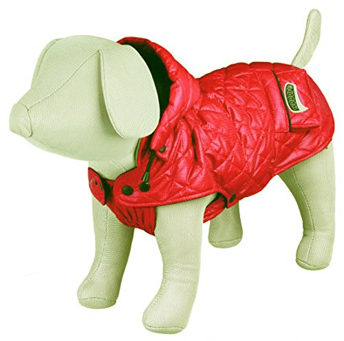 TX-67622 Sila Winter Coat XS, 30 CM, red von Trixie