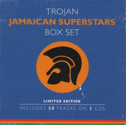 Jamaican Superstars von Trojan (Rough Trade)